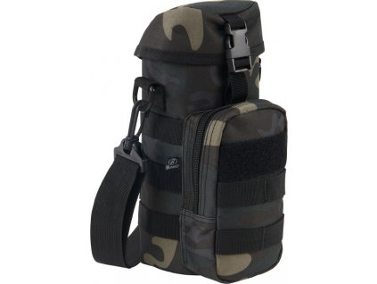 BRANDIT POUZDRO Bottle Holder II Darkcamo