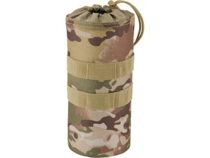 BRANDIT POUZDRO Bottle Holder I Tactical camo