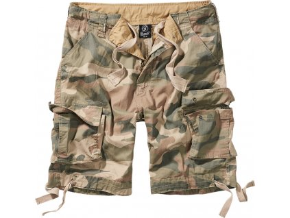 BRANDIT KRAŤASY Urban Legend Shorts Light woodland