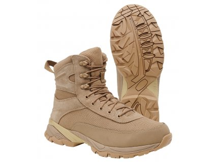 BRANDIT BOTY Tactical Boot Next Generation Camel