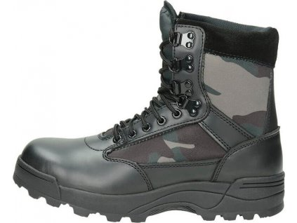 BRANDIT BOTY Tactical Boot Darkcamo