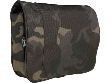 BRANDIT  TAŠKA Toiletry Bag large Darkcamo
