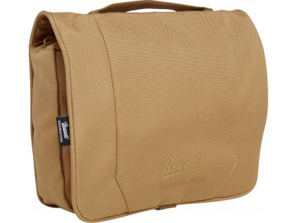 BRANDIT  TAŠKA Toiletry Bag large Camel