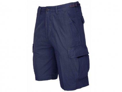 BRANDIT KRAŤASY BDU Ripstop Shorts Modré