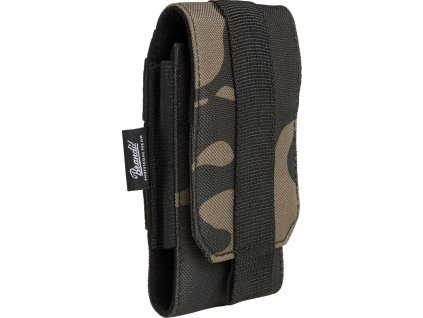 BRANDIT POUZDRO Molle Phone Pouch medium Darkcamo