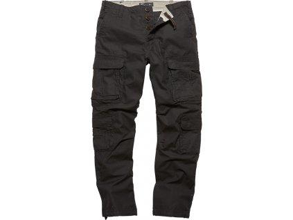 Vintage Industries KALHOTY Pack pants černé