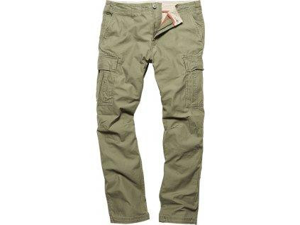Vintage Industries KALHOTY Reydon BDU premium pants olivové