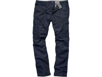Vintage Industries KALHOTY Reydon BDU premium pants tmavě modré