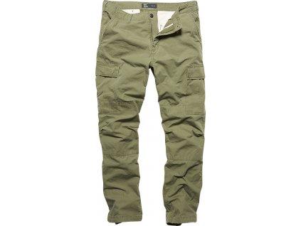 Vintage Industries KALHOTY Tyrone BDU pants světle olivové