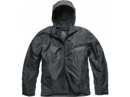 Vintage Industries BUNDA Verwood jacket černá
