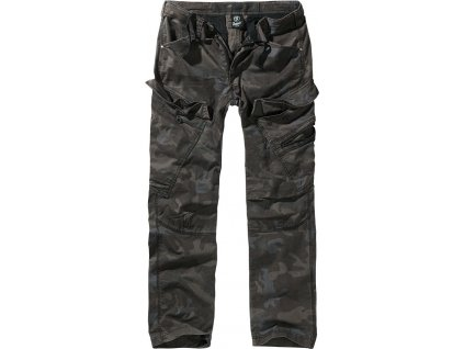 BRANDIT KALHOTY Adven Trouser slim fit MEN Darkcamo