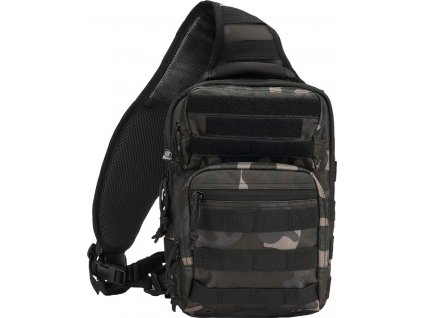 BRANDIT BATOH US Cooper EveryDayCarry-Sling Darkcamo