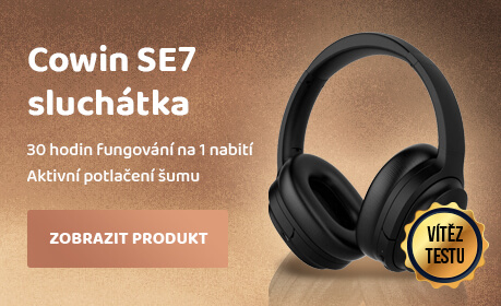 Cowin SE7 - bezdrátová sluchátka
