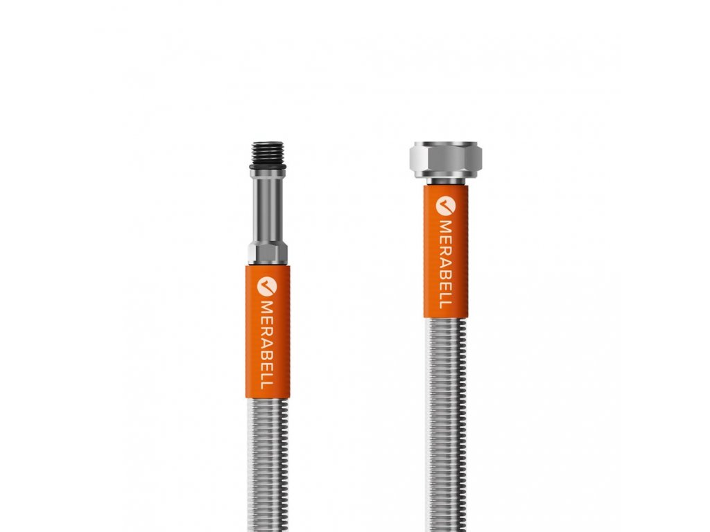 "Hadice Merabell Aqua G3/8""–M10x1, dlouhý závit, 50 cm"