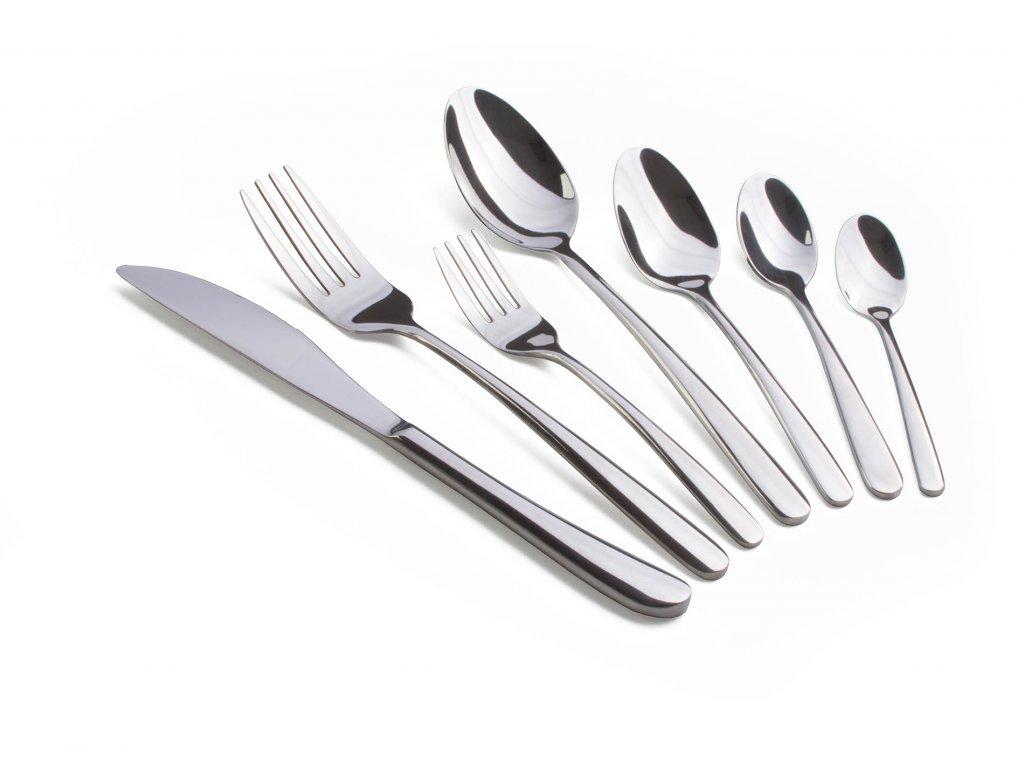 Sada příborů G21 Gourmet Excelent 7 druhů, 42 ks