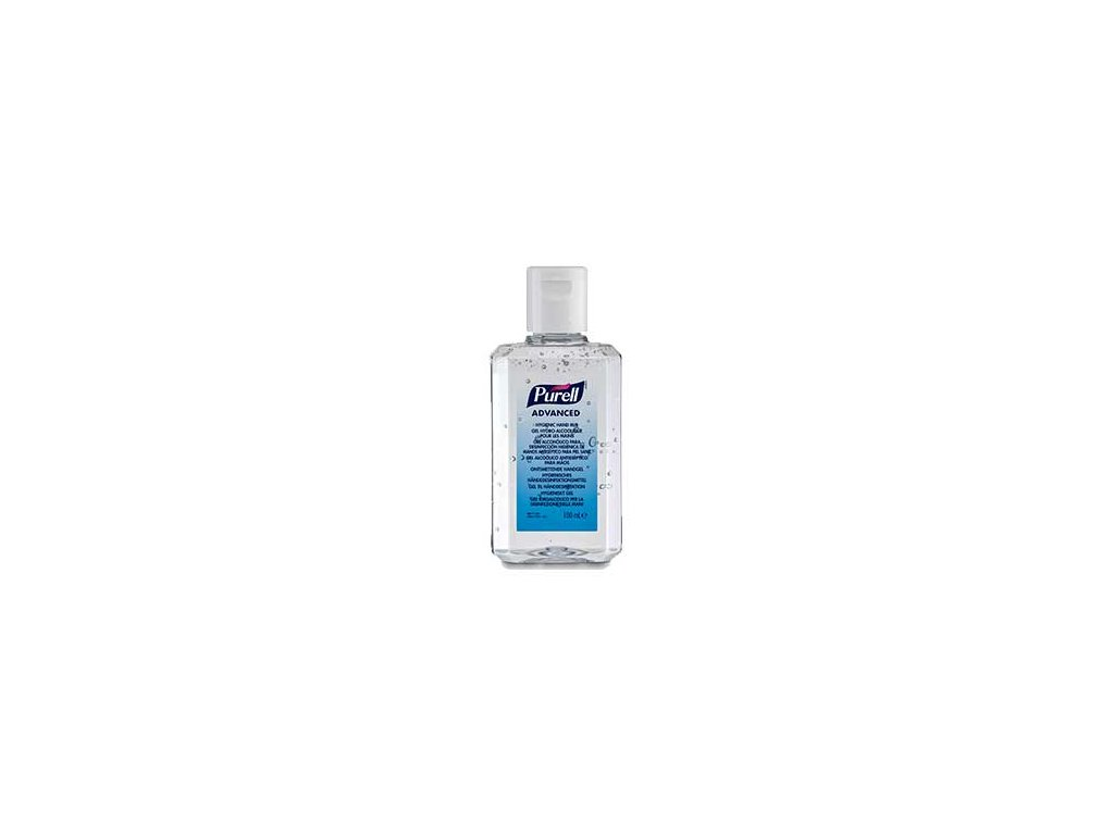 purell advanced gel pro dezinfekci rukou 100 ml brando