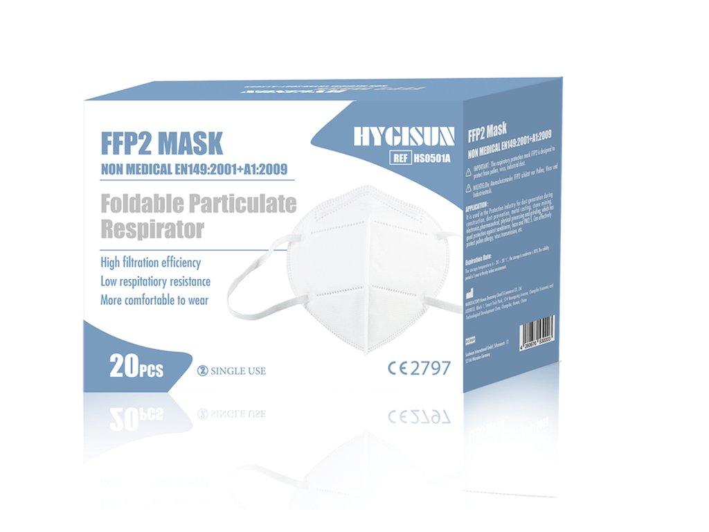 20ks respirator ffp2 hygisun brando4