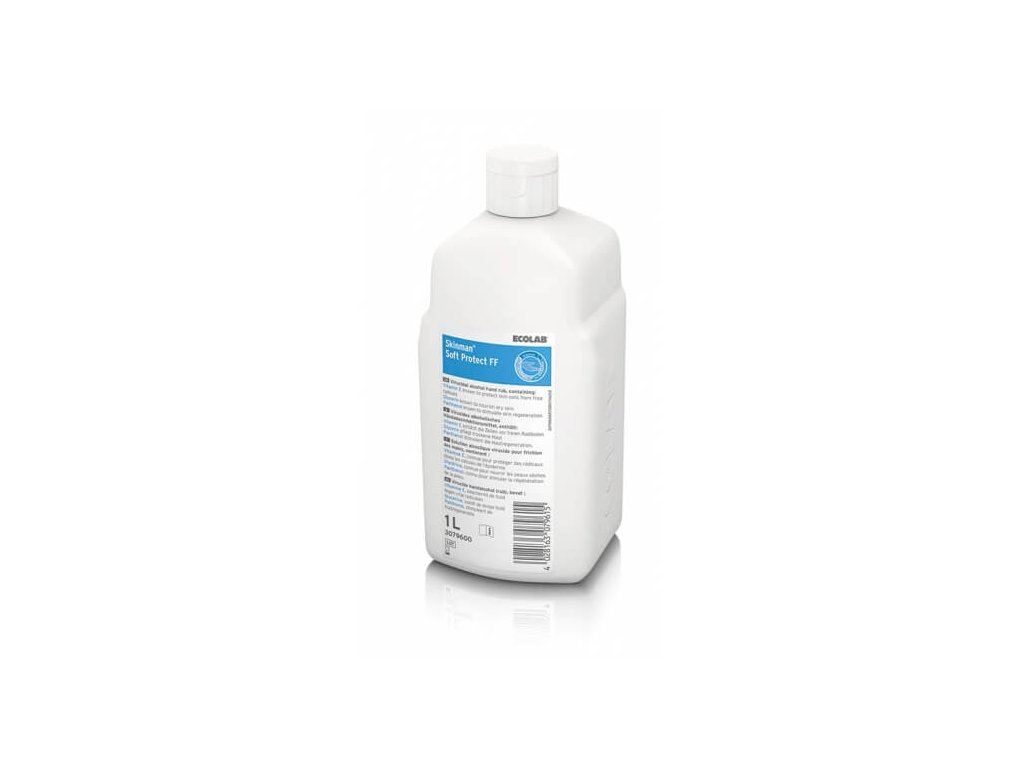 skinman soft protect dezinfekce 500ml brando