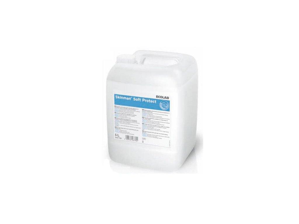 skinman soft protect dezinfekce 5l brando
