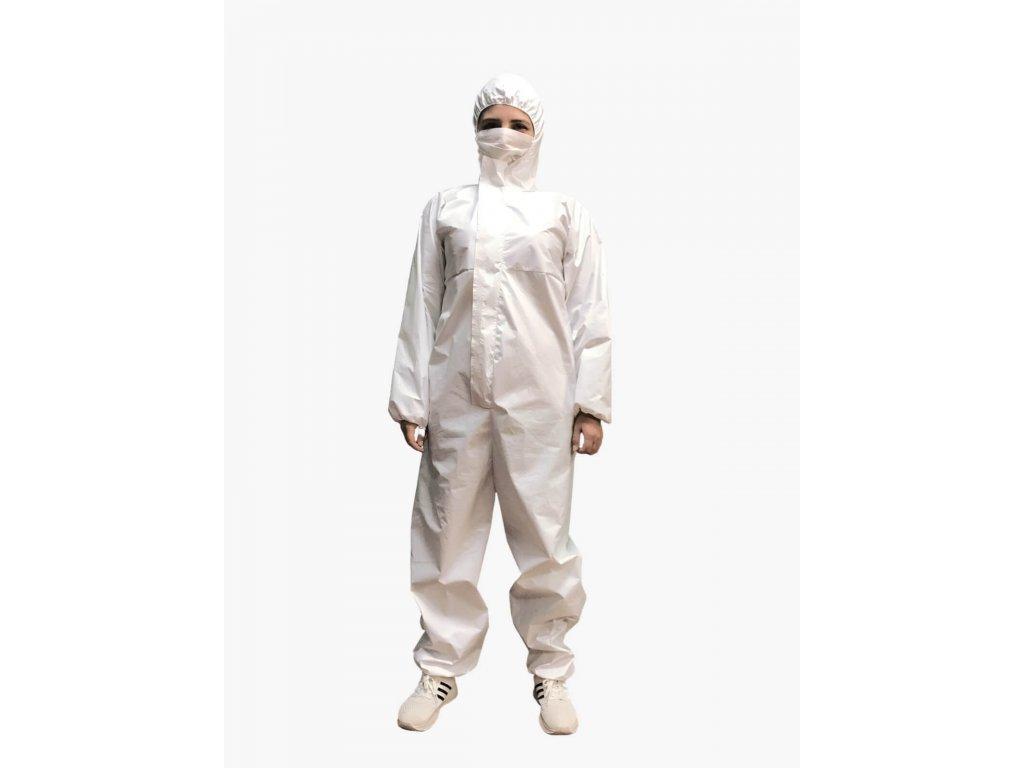 1ks ochranný oblek/overal L