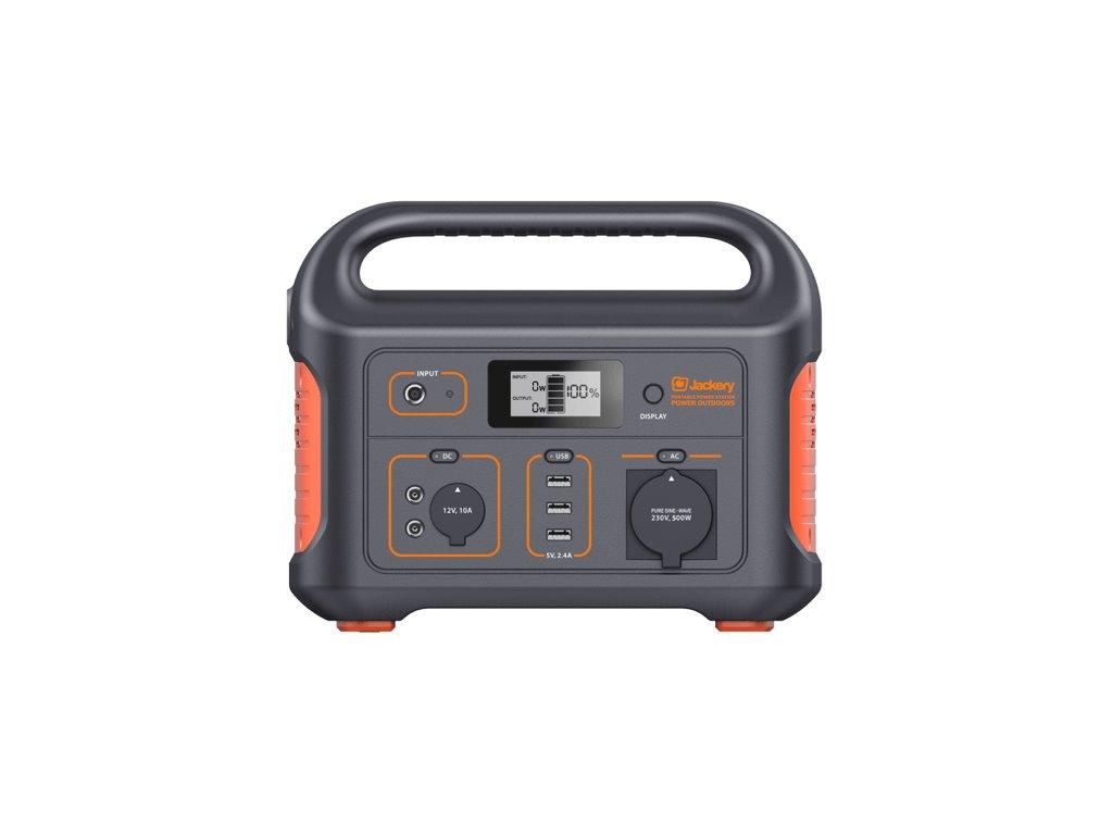 Powerbanka Jackery Explorer 250 s klasickou zásuvkou ILIN.cz104
