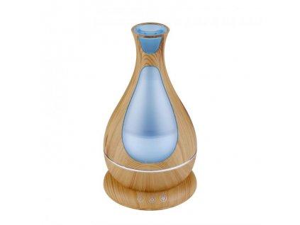 Aromacare Karma light, ultrazvukový aroma difuzér, světlé dřevo, 400 ml