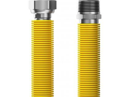 """Hadice plynová Merabell Gas Flexi R3/4""""-G3/4"""" 75-150cm"""