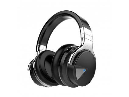 Cowin E7 ANC - bezdrátová sluchátka, černá