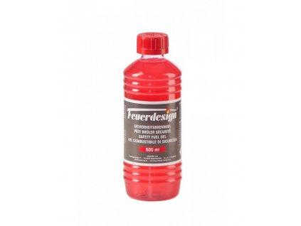 Bezpečný zapalovací gel - Feuerdesign