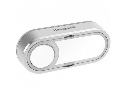 Honeywell DCP511EG bezdrátové tlačítko ke zvonku se štítkem pro jméno, šedé