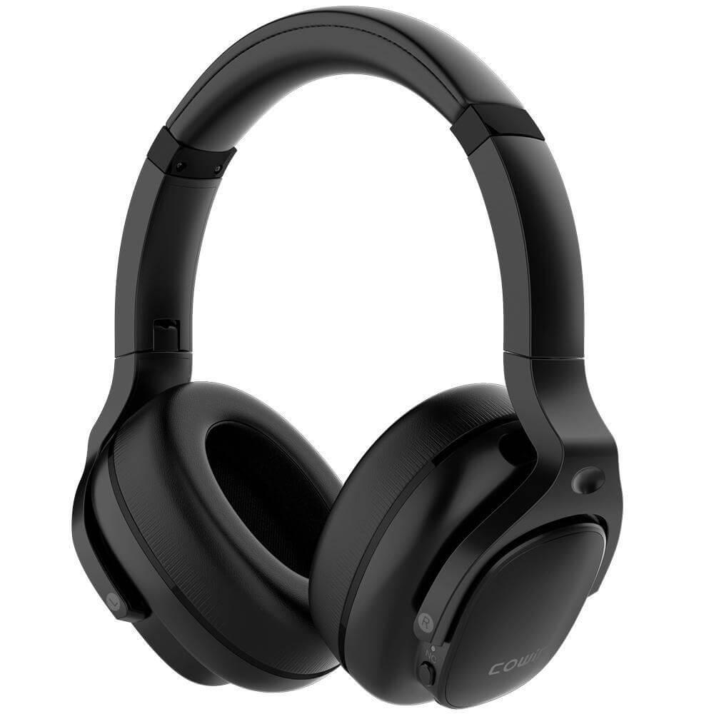 Cowin E9 - bezdrátová sluchátka, černá