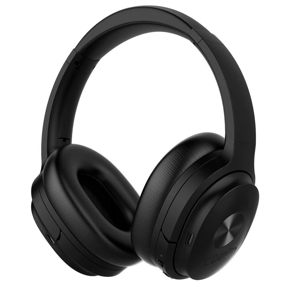 Cowin SE7 - bezdrátová sluchátka, černá (vítěz testu Computer 2/2020)