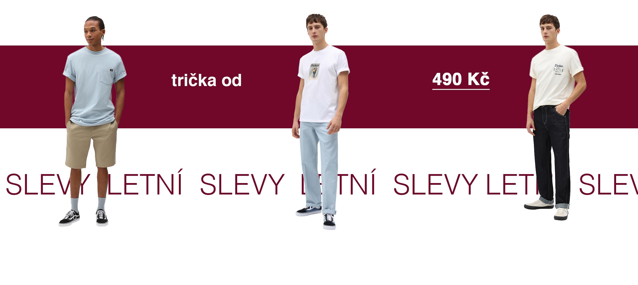 trička 490