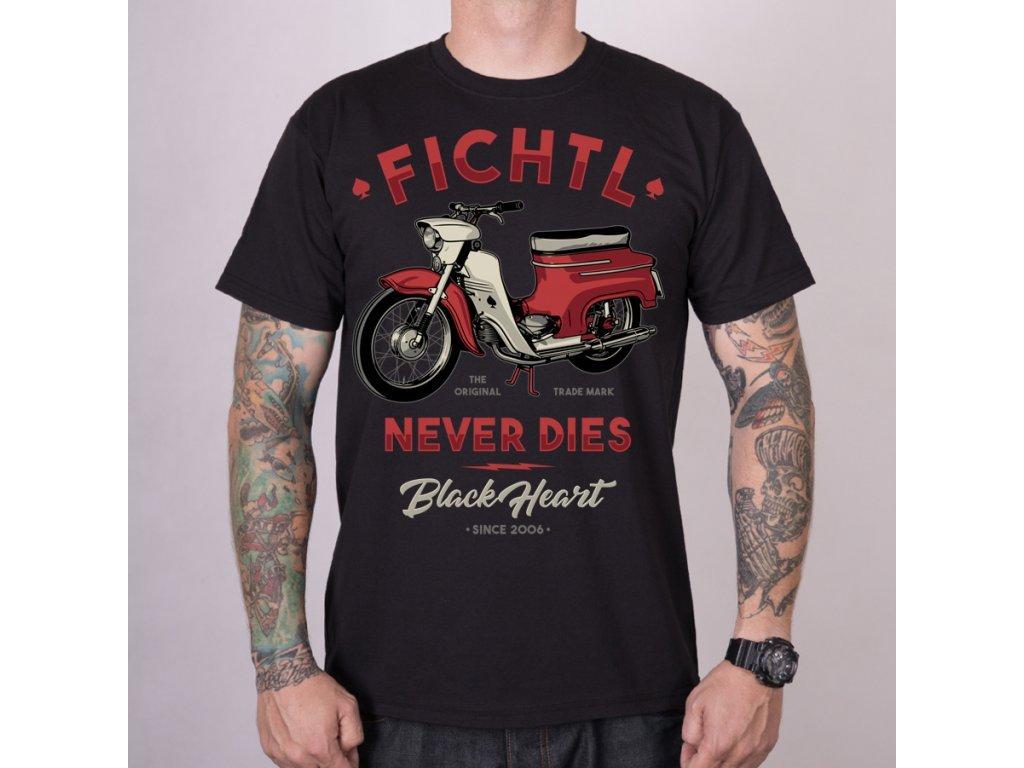 7086 1 motorkarske triko black heart fichtl1