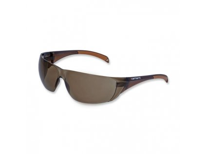 CARHARTT BILLINGS SAFETY GLASSES LIGHT WEIGHT BRONZE
