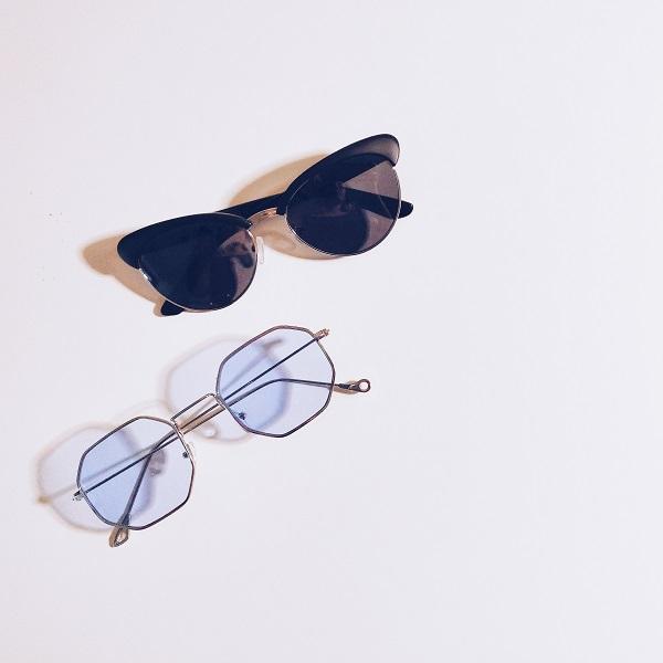 Tvary brýlových obrub