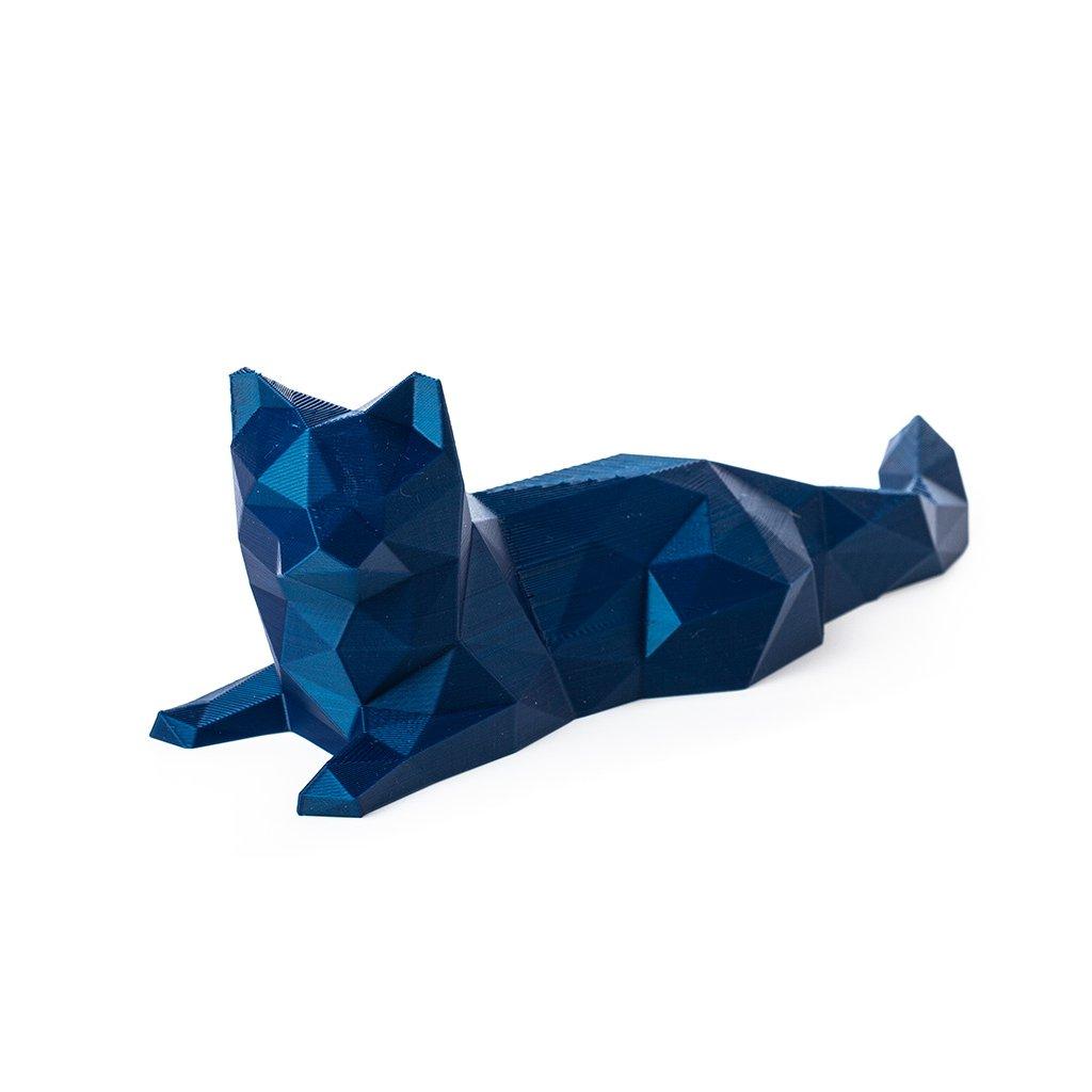 Kočka - Low poly