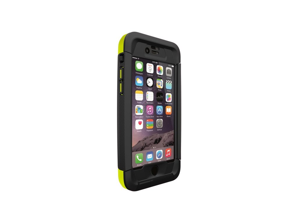 Thule Atmos X5 pouzdro na iPhone 6 Plus / 6s Plus TAIE5125FL - černožluté  + Brašna zdarma