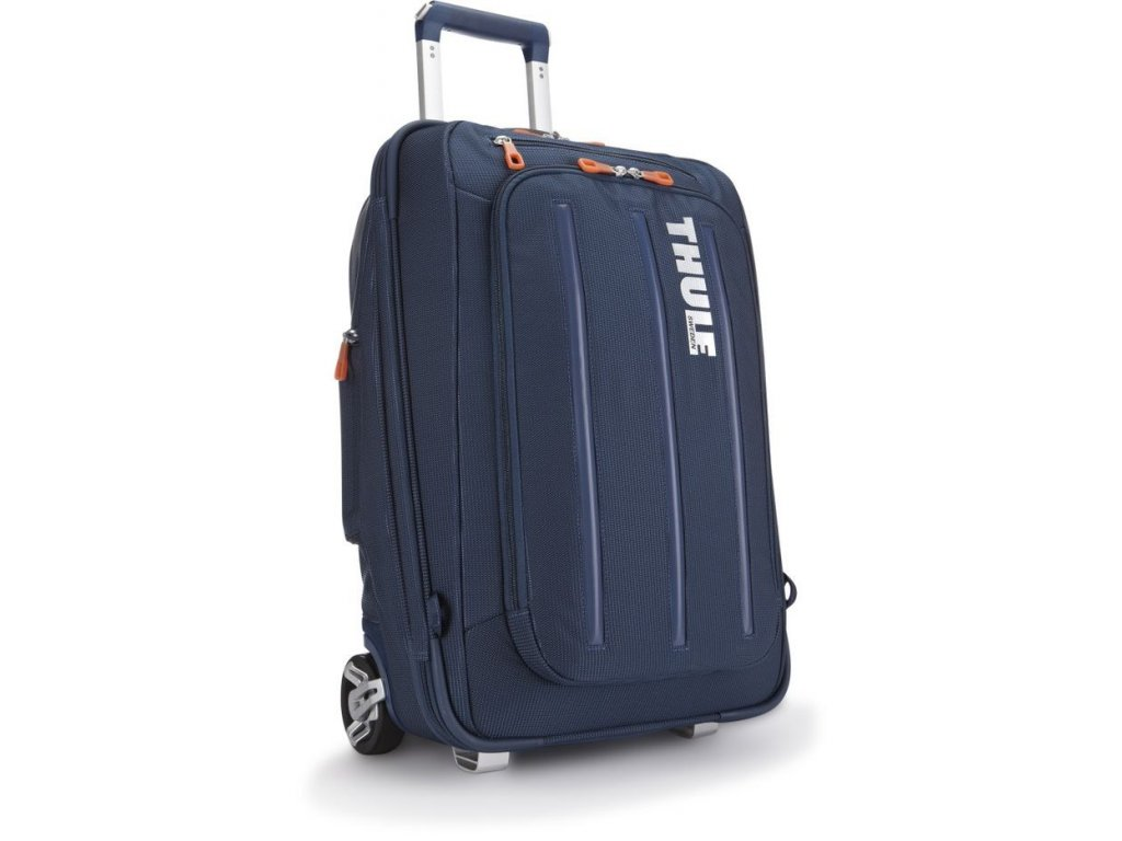 Thule Crossover 38L pojízdný kufr na ramena TCRU115 - tmavě modrý  + PowerBanka nebo pouzdro zdarma