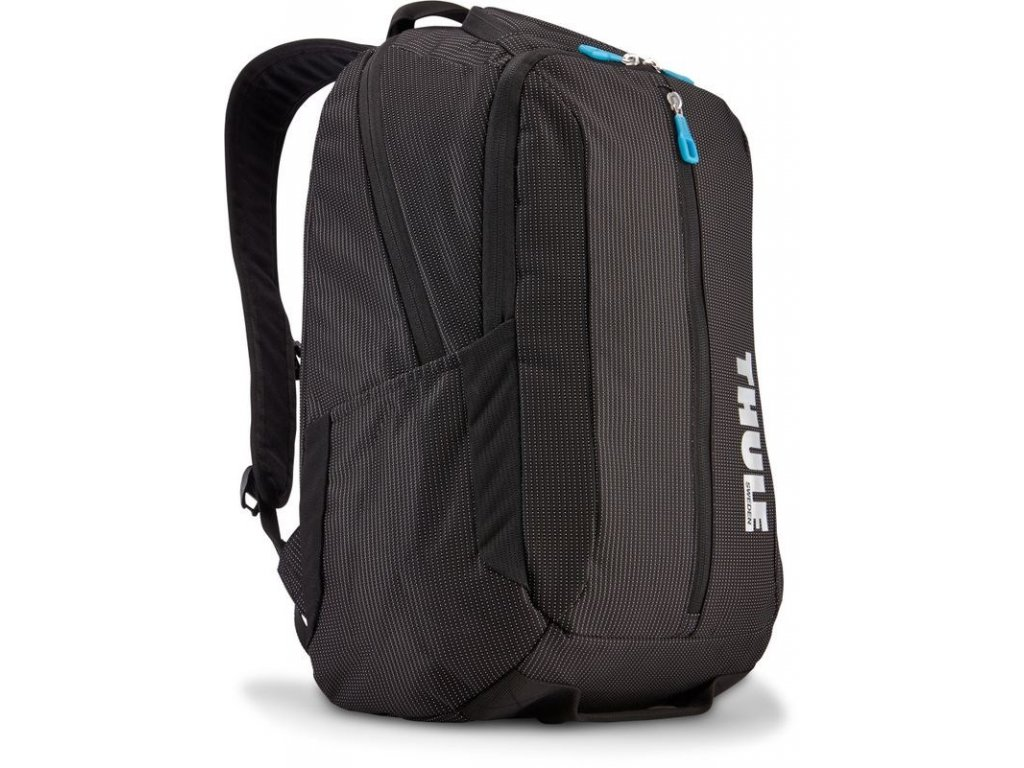 Thule Crossover batoh 25 l TCBP317K - černý  + Pouzdro zdarma