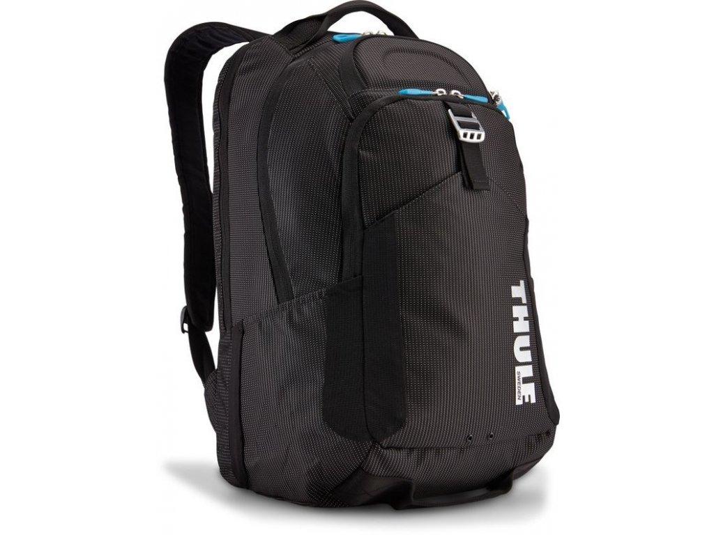 Thule Crossover batoh 32 l TCBP417K - černý  + Pouzdro zdarma