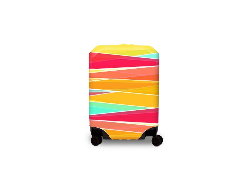 BG Berlin Hug Cover S Cross Colors - Obal na kufr