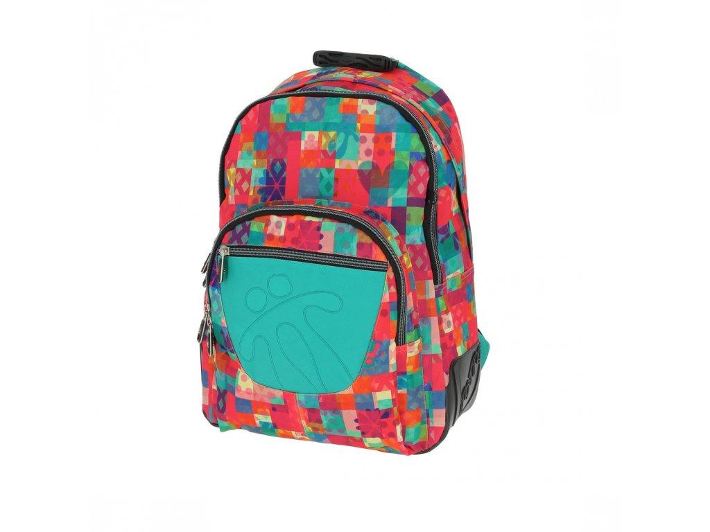 Totto Crayola Multicolor Patchwork