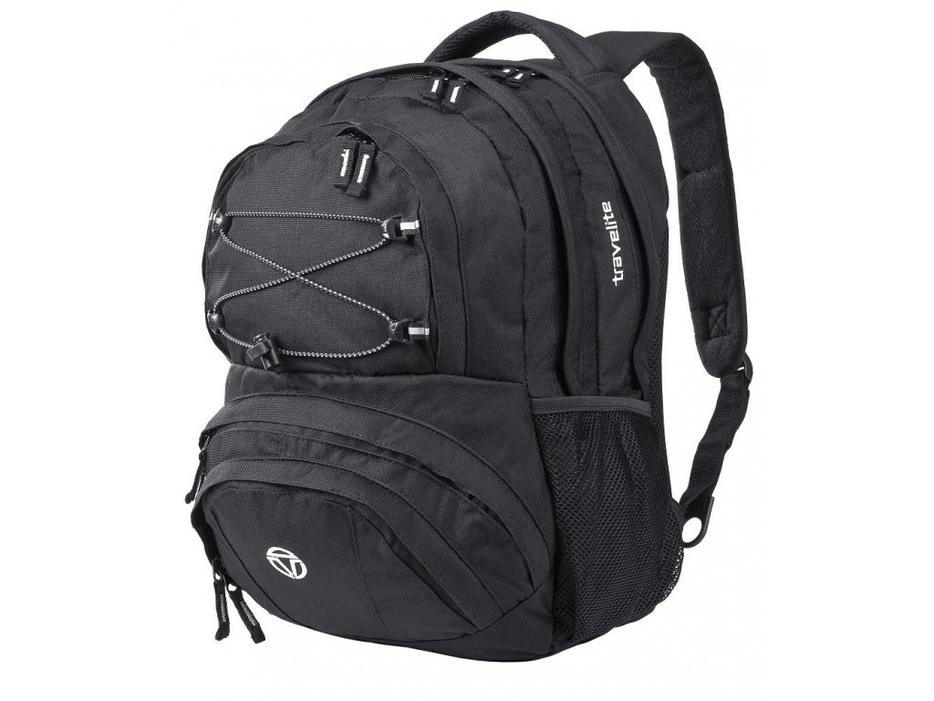 Travelite Basics Multifunctional Backpack Black