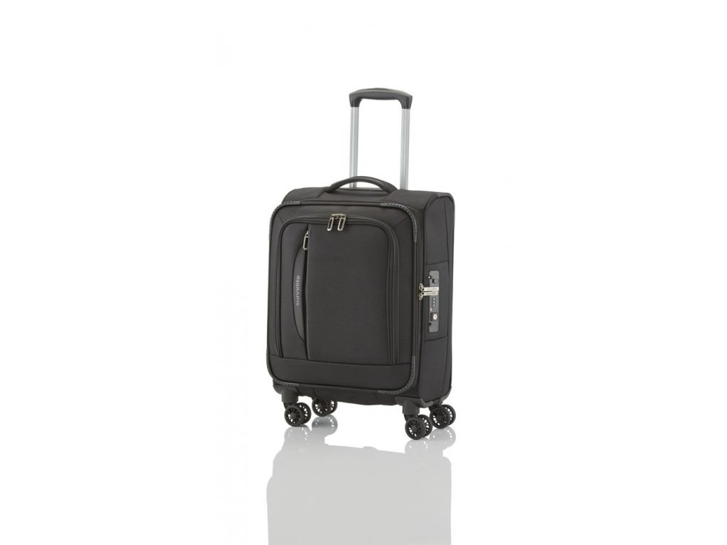 Travelite CrossLITE 4w S Black
