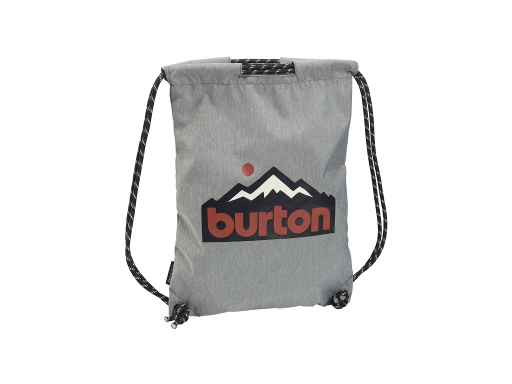 Burton CINCH BAG GREY HEATHER