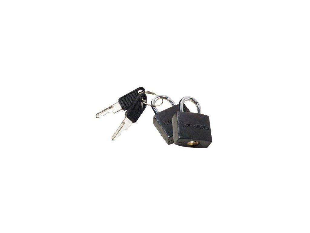 Travelite Luggage Padlock Black