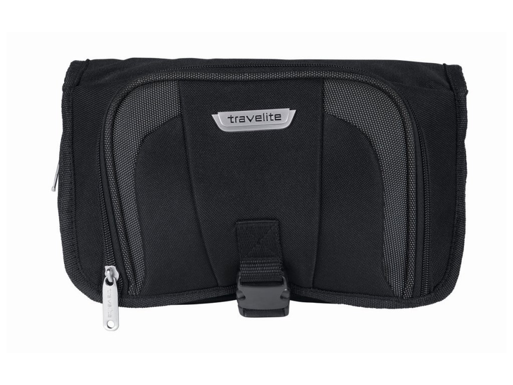 Travelite Orlando Cosmetic Bag Black