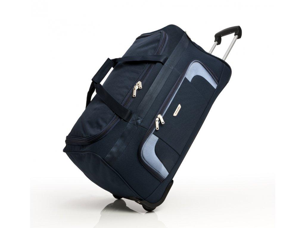Travelite Orlando Travel Bag 2w Navy