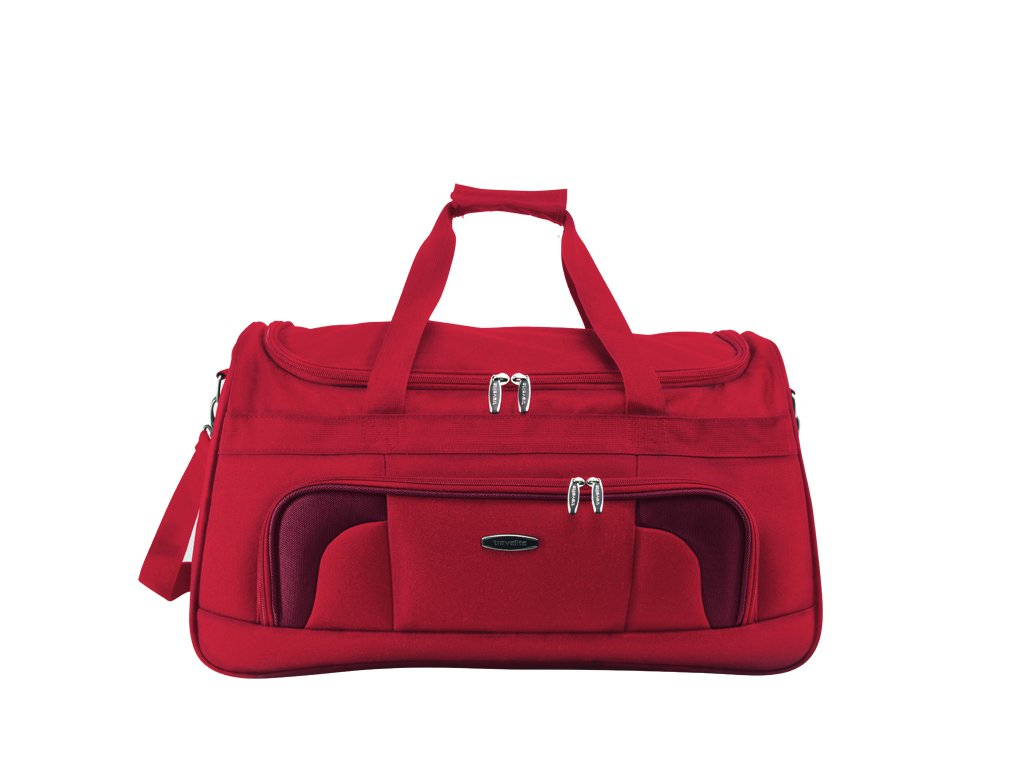 Travelite Orlando Travel Bag Red